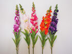 Artificial Simulation Flowers Pink/purple/Orange Home Decor Brand New 88cm
