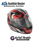 Stealth Thermoplastic Daisho HD188 Scooter Helmet -all colours / sizes available