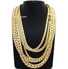 Mens Miami Cuban link Chain 5mm to 12mm 8