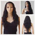 Brazilian Full/Front Lace Human Hair Wigs 130% Denisty Thick Hair For Womens