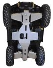 Ricochet Off-Road 6 PC Complete Skid Plate 2006-14 Polaris Sportsman 500