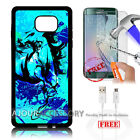 Samsung S6 Edge+ Plus 5.7' Case Cover Tempered Glass Film A4867 Horse