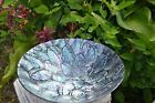 Paua Shell Bowl in Black or white.