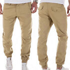 Mens' Chino Trousers Harem Pants Slacks Casual Jogger Long Pants Sweatpants NEW