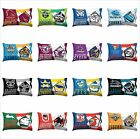 NRL Pillow Case - ALL TEAMS - Team Logo Bed Pillowcase  - BNWT
