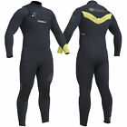 GUL RESPONSE FX 5/4mm Chest Zip Blind Stitched WETSUIT DIVING SWIMMING SURFING