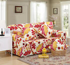 Thick Passion Stretch Fitted L-Shaped Sofa Cover Protector Fit Any All seater