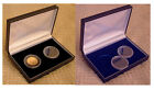 Case for 2 or more coins Made To Your Specification & Includes Coin Capsules