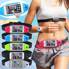 For Mobile Cell Phone iPhone Waterproof Exercise Sports Waist Belt Bag Case