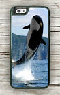 ORCA FREE SEA JUMP CASE FOR iPHONE 7 or 7 PLUS -jow3Z