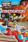 Transformers Rescue Bots: Training Academy: Firefighters! (Passport to-ExLibrary