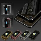 Ultra Thin Hybrid 360° Hard Case Cover For iPhone 6 6S 7 Plus W/Tempered Glass