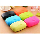 1PC Holder Container Box Travel Portable Soap Dish Case Outdoor Hiking WFF