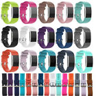 Bracelet Replacement Silicone Rubber BAND Wristband Strap For Fitbit CHARGE 2 J