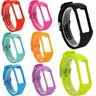 Silicone Sports Watch Band Wrist Strap Bracelet w/Buckle For Polar A360 Tracker