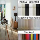 "From 99p 3.5"" Vertical blind SLATS LOUVRES blackout or machine washable or plain"