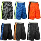 Men Sport Athletic Gym Basketball Fitness Running Casual Short Camouflage Pants