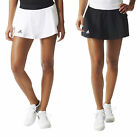 Adidas Women's Climalite Tennis Club Skort Skirt  Black[AJ3224] White [AJ3223]