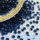 4.5mm Navy Blue Acrylic Diamond Confetti Wedding Party Decoration Table Scatters