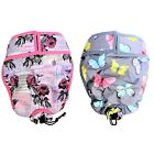 Pack 2 Colors LEAK PROOF Female Cat Dog Diapers Washable PADDING Small Large Pet