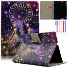 Wake/Sleep Leather Magnetic Wallet Stand Case Cover For Amazon Kindle Fire HDX7
