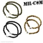 MIL-COM ARMY TROUSER TWISTS TWISTERS MILITARY ELASTIC LEG TIES BUNGEE CADET X 10