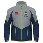 NRL 2017 Weather Jacket - Canberra Raiders - Mens Ladies Kids - Wet Rain - BNWT