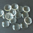 1 5 10  CLEAR ROUND CABOCHON GLASS DOME SEALS 30mm