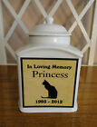 "Pet Memorial Urn ""Personalized"", Cat, Dog, Photo Urn, Add photo or poem, Name"