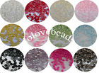 5000pcs 3mm Half Round Flatback Pearls Scrapbook DIY Craft Nail Art Multi Color