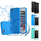 Waterproof Shockproof Hybrid Rubber TPU Case Cover For iPhone 5S SE 6 7 Plus