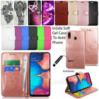 Premium Wwallet Leather Flip Case Cover For Samsung Galaxy  A5 2016 / A5 2017