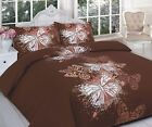 Rose & Butterfly Printed Duvet Cover Quilt Cover With Pillow Case all size