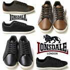 Lonsdale Redwood Tweed Smart Casual Trainers Mens Vintage American Style Shoes