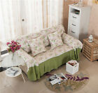 Roses Elegant Canvas SlipCover Sofa Cover oAUl Protector for 1 2 3 4 seater O