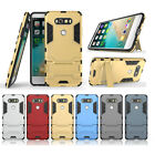 For LG Phones Rugged Shockproof Case  PC+TPU Hybrid Silicone Cover Stand Holder