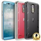 For LG Stylo 3 Poetic [Revolution] Shockproof Heavy Duty Rugged Case 3 Color