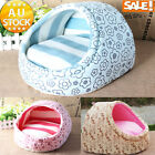 Winter Soft Warm Comfy Dog Puppy Cat Teddy Pet Bed slippers House