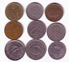 WORLD COINS COIN COLLECTION COINS COINS OLD COINS SET OF COINS Z01