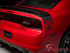 2011-2014 Dodge Charger vinyl overlay kit tints tail light film 35% LIGHT SMOKED