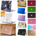 """Marble/ Glitter Bling Silk Matte Hard Case for MacBook Pro 13"""" 13.3"""" with CD-ROM"""