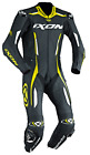 Ixon Vortex Full Race Spec One Piece Motorcycle Leathers 2017 Flo Yellow