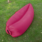 Outdoor Inflatable Air Sofa Bed Durable 280kg Load Chair Beach Lazy Sleeping bag