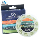 WF1/2/3/4/5/6/7/8F Trout Fly Fishing Line with Loop Weight Forward Floating Line