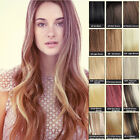6A Grade 100% Remy Real Human Hair Extensions Wire Headband Hair Extensions 110G