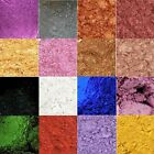 Mica Powder Pigments Matte or Pearl Shimmer Sample Set or 1-4 Oz Per Color