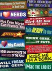 Funny, Rude novelty bumper stickers, Decal Decor Car Truck Window Laptop