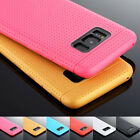 Shockproof Rugged Ultra-thin Rubber Soft TPU Case Cover For Samsung Galaxy S8 S7