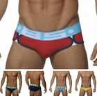 Men Sexy Low Waist Comfortable Cotton Underwear Briefs Boxer Shorts Underpants