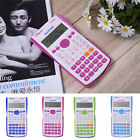 Sweet Color Multi-function Student Electronic Calculator Office Supplies Gift